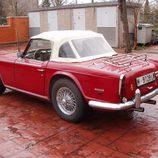 Triumph TR250 1967-1968 - maletero
