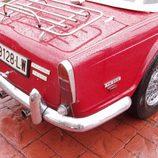 Triumph TR250 1967-1968 - trasera