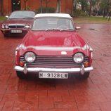 Triumph TR250 1967-1968 - frente