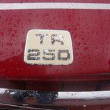 Triumph TR250 1967-1968 - nombre
