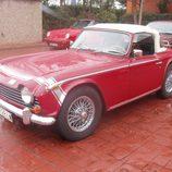 Triumph TR250 1967-1968 -