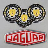 Eagle Spyder GT - emblema