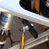 Eagle Spyder GT - suspensión