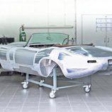 Eagle Spyder GT - chasis