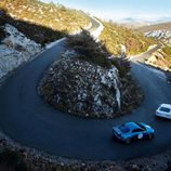 alpine vision - dos carretera