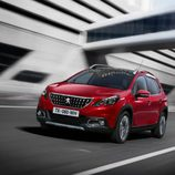 peugeot 2008 - lateral