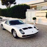 Lamborghini Miura P400S 1969 - front