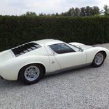 Lamborghini Miura P400S 1969 - rear