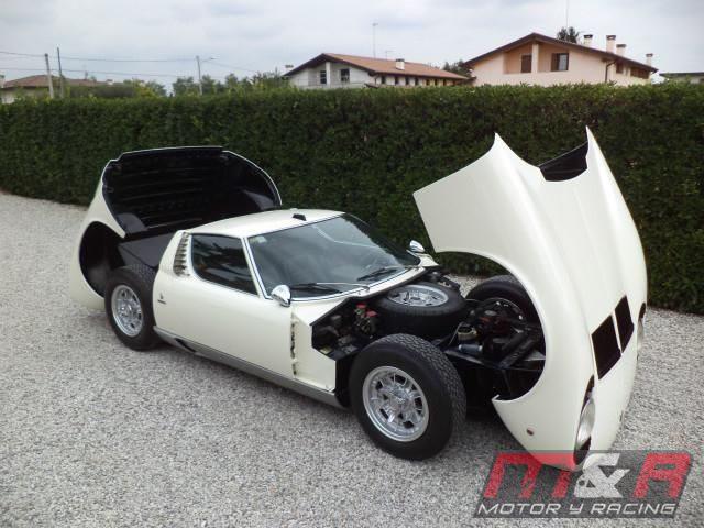 Lamborghini Miura P400S 1969