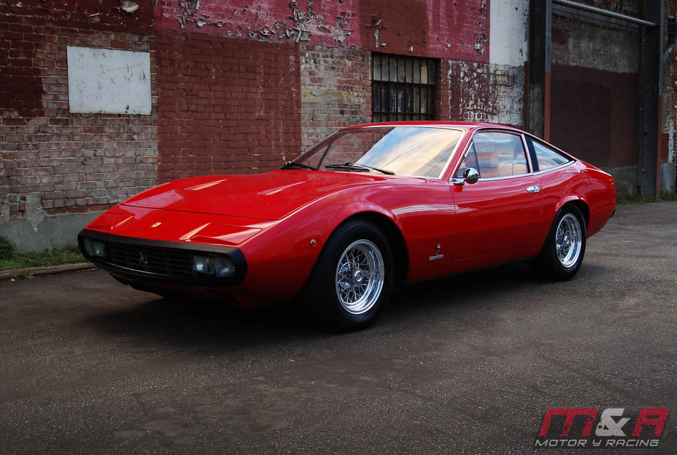 Ferrari 365 GTC/4 - 1971