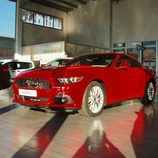 Ford Mustang 2.3 EcoBoost 2015 - frente