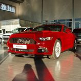 Ford Mustang 2.3 EcoBoost 2015 - lado