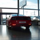 Ford Mustang 2.3 EcoBoost 2015 - trasera