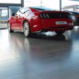 Ford Mustang 2.3 EcoBoost 2015 - atrás