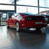 Ford Mustang 2.3 EcoBoost 2015 - vista trasera