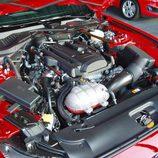 Ford Mustang 2.3 EcoBoost 2015 - vista motor