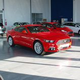 Ford Mustang 2.3 EcoBoost 2015 - lateral
