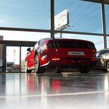 Ford Mustang 2.3 EcoBoost 2015 - vista atrás