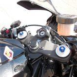 Sistema de arranque de la Honda CBR600RR