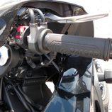 La Honda CBR600RR monta manetas Oxford