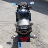 Vista trasera Honda CBR600RR
