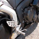 Detalle exterior Honda CBR600RR