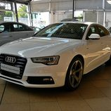 Audi A5 Sportback: Vista frontal lado izquierdo