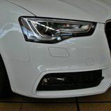 Audi A5 Sportback: Detalle frontal (II)