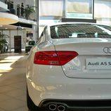 Audi A5 Sportback: detalle parte trasera