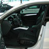 Audi A5 Sportback: Detalle interior del lado del conductor
