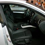 Audi A5 Sportback: Detalle interior del lado del pasajero