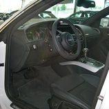 Audi A5 Sportback: Detalle tablero de abordo