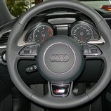 Audi A5 Sportback: Detalle del volante