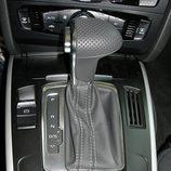 Audi A5 Sportback: Detalle de la palanca Multitronic