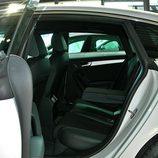Audi A5 Sportback: Detalle plazas traseras