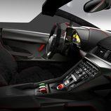 Lamborghini Veneno Roadster: Interior