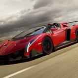 Lamborghini Veneno Roadster: Frontal