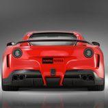 Novitec Rosso F12 Berlinetta: Vista trasera