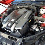 El principal cambio es el motor