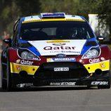 Hayden Paddon debutaba con el Fiesta RS WRC