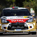 Khalid Al-Qassimi, el tercer Citroën DS3 WRC