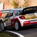 Mikko Hirvonen pudo disputar su penúltimo rally con Citroën