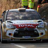 Dani Sordo disputó su décimo Rally de Catalunya