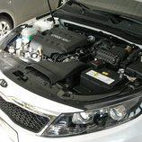 Kia Optima: detalle del motor