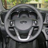 Kia Optima: tras el volante