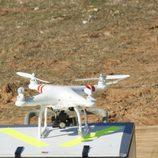 Un dron para verlos a todos
