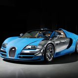 Bugatti Dark Blue Sport
