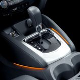 Nissan Qashqai: Detalle palanca de cambios XTRoNIC