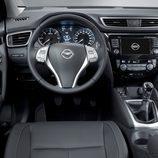 Nissan Qashqai: Posición de conducción