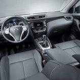 Nissan Qashqai: Detalle tablero de abordo